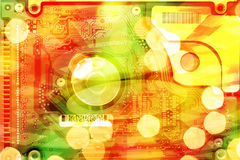 Abstract Futuristic Background Stock Images