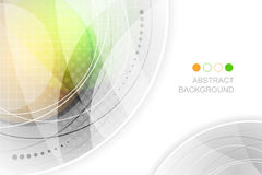 Abstract  futuristic background. Royalty Free Stock Images