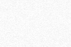 Abstract futuristic background from a black binary code on a white background. Web programming in design. Modern technologies Royalty Free Stock Images