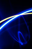 Abstract futuristic background Royalty Free Stock Images