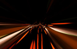 Abstract Futuristic Circular Graphical Background concept of colorful design Royalty Free Stock Photo