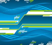 Abstract futuristic design background. Abstract futuristic design can use as background Royalty Free Stock Image