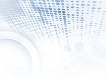 Abstract futuristic fade computer technology business background. Abstract futuristic fade computer technology for business background stock photography