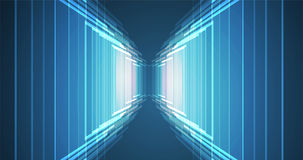 Abstract futuristic fade computer technology business background Royalty Free Stock Image