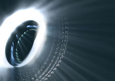 Abstract futuristic global background Royalty Free Stock Images