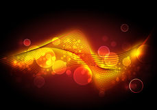 Abstract futuristic modern background Stock Photo