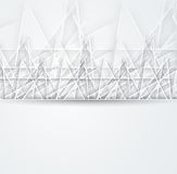 Abstract Futuristic Paper Graphics Backround Stock Images