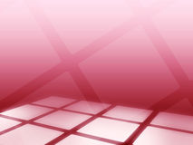 Abstract futuristic square background Royalty Free Stock Photo