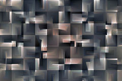 Abstract Futuristic Texture Wall Background Stock Photography