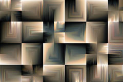 Abstract Futuristic Texture Wall Background Royalty Free Stock Images