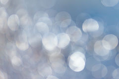 Abstract fuzzy facula Stock Images