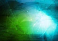 Abstract galaxy Stock Image