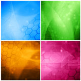 Abstract galaxy Royalty Free Stock Image