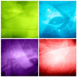 Abstract galaxy Royalty Free Stock Photography