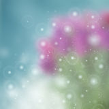 Abstract garden background Stock Photography