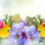 Abstract garden background Royalty Free Stock Image