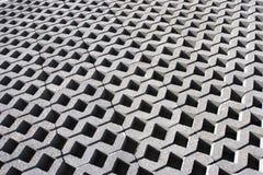 Abstract garden floor stock image