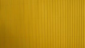 Abstract Geel Metaal Als achtergrond Stock Foto's
