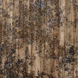 Rust metal. Abstract generated rust metal surface vintage background Royalty Free Stock Images