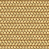 Abstract generated wicker pattern seamless mat background Royalty Free Stock Images