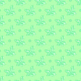 Abstract gentle seamless green background for a Web Site Royalty Free Stock Photos