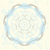 Abstract geometric pattern Stock Photo