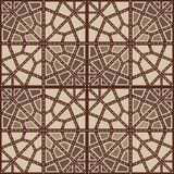 Abstract geometric background. Seamless pattern paving background Royalty Free Stock Photography