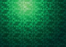 Abstract geometric background. Geometric color gradient. Triangle gradient background Stock Image