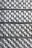 Abstract geometric background. aluminum alloys.  stock photo