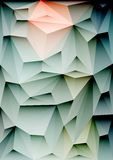 Abstract geometric background. Abstract geometric color  background Royalty Free Stock Photography