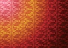 Abstract geometric background. Geometric color gradient. Triangle gradient background Royalty Free Stock Photos
