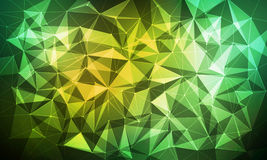Abstract geometric background Stock Photography