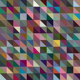 Abstract geometric background. Abstract colorful geometric background based grid. vector illustration Stock Image