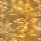 Abstract geometric background consisting of triangles. Vector illustration Royalty Free Stock Photos
