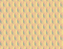 Abstract geometric background with  cubes. Abstract geometric background with translucent cubes Royalty Free Stock Photo