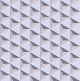 Abstract geometric background with diagonal triangle pattern. Stock Image