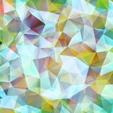 Abstract geometric background. EPS 10 Royalty Free Stock Photos