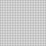 Abstract geometric background with gray rhombus on a white background Royalty Free Stock Images