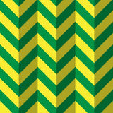 Abstract geometric background in green and yellow Royalty Free Stock Photo