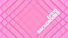 Abstract geometric  background. Grid of boxes. Angular shape. For web or printing Stock Photos