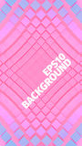 Abstract geometric  background. Grid of boxes. Angular shape. For web or printing Royalty Free Illustration