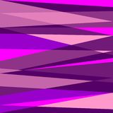 Abstract geometric background of horizontal stripes. Bright contrast vector illustration