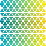 Abstract geometric background,  illustration. Abstract geometric backdrop,  illustration Stock Photos
