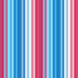 Abstract geometric background with lines. In red, blue, white colors. Vector seamless patterns Stock Photography