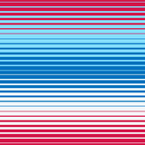 Abstract geometric background with lines. In red, blue, white colors. Vector seamless patterns Stock Photo