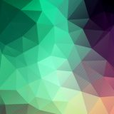 Abstract geometric background with lines. Royalty Free Stock Image