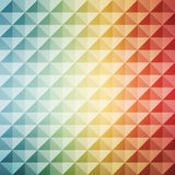 Abstract geometric background. Mosaic. Vector Stock Images