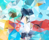 Abstract geometric background new Stock Photography
