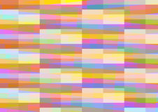Abstract geometric background with pale colorful Stock Photos