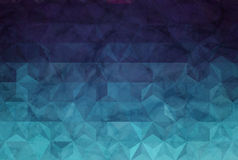 Abstract geometric background with polygons. Info graphics composition with geometric shapes. Stock Photos